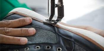 modified orthopaedic footwear and custom made footwear - Caledon and Kleinburg Foot Care Clinic