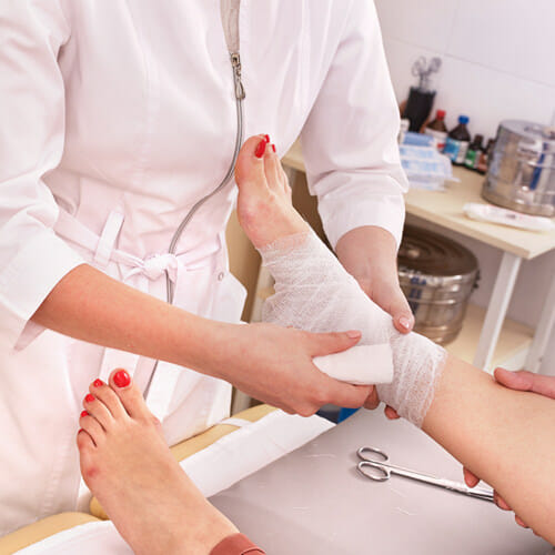 Caledon Foot Clinic & Orthotics - Local footcare specialist